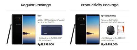 Harga Pre Order Samsung Galaxy Note 8 Indonesia galaxy note 8 bisa dipesan ini daftar harganya droidpoin