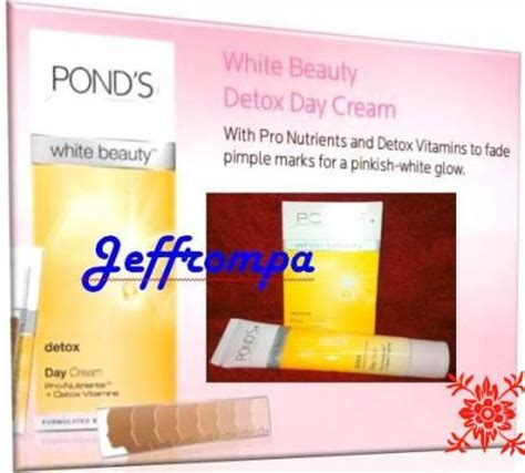 Ponds Detox For Acne Marks Review by 2 Ponds White Detox Day Fade Spots