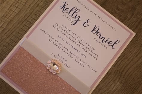 wedding stationery paper suppliers uk glitter wedding invitations handmade luxury from 163 2 80