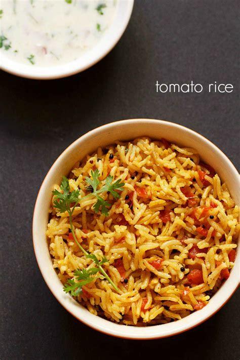 tomato rice recipe, how to make tomato rice recipe ... G Recipes
