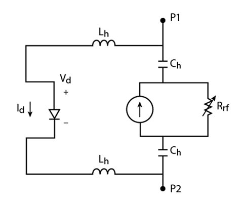 pin diode equivalent model a voltage controlled pin diode attenuator using an accurate pin diode model