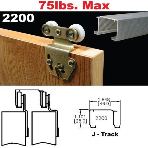 sliding closet door hardware installation johnson hardware 2200 sliding bypass door hardware