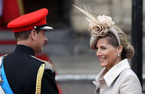 Sophie, Countess of Wessex   See Royal Wedding Hats and