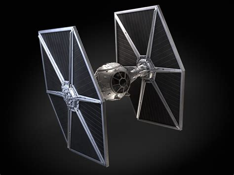 image gallery tie fighter