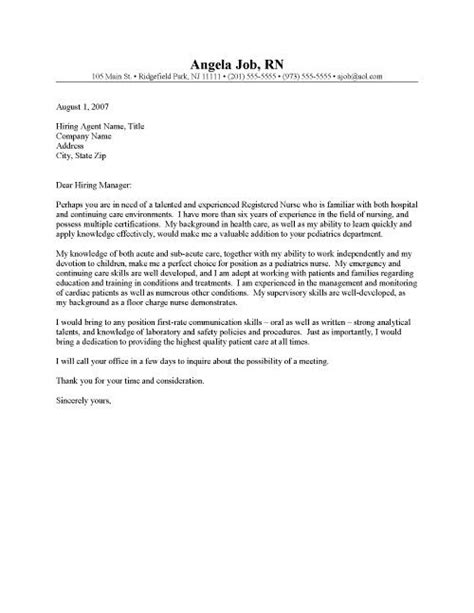 registered nurse cover letter sample cakepinscom cover