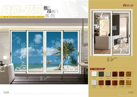 refreshing residential sliding glass doors fuxuan best