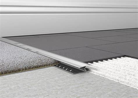 how to trim a rug metal carpet to tile trim 1 knock tileasy