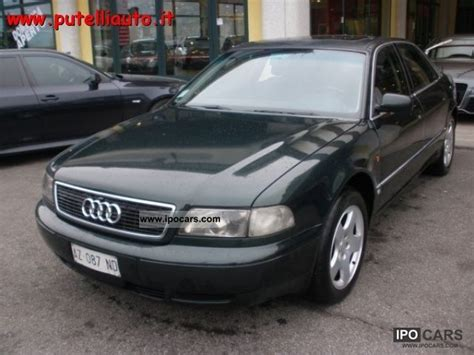 Audi A8 4 2 Quattro 1995 by 1995 Audi A8 4 2 V8 Quattro Cat Car Photo And Specs