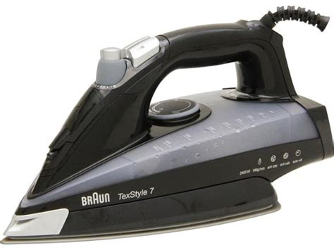 Unusual Kettles And Toasters Braun Texstyle 7 Ts745a Steam Iron Review Which