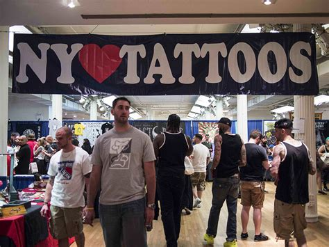 ny tattoo convention photos from the new york convention 2015 fineline