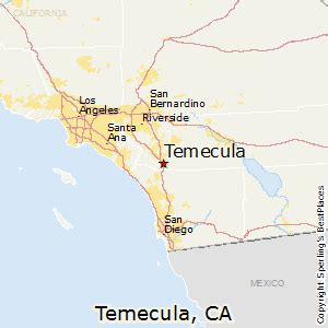 best places to live in temecula california