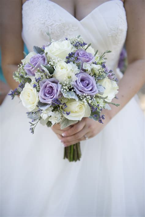 Wedding Flowers Purple by Bridal Flowers September Wedding Wedding