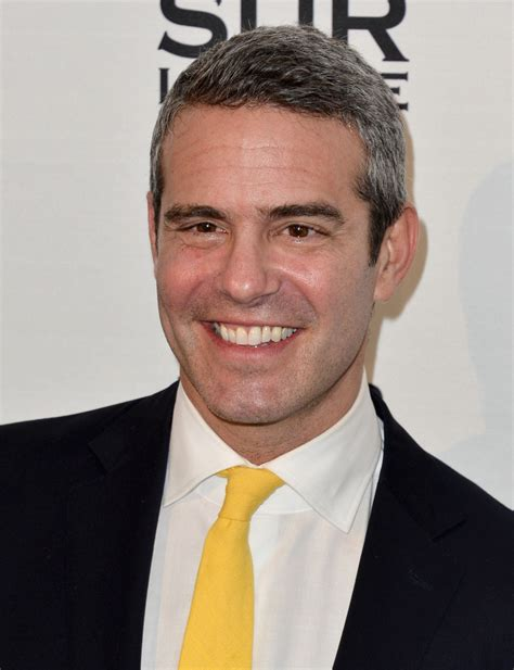 andy cohen andy cohen in celebs at the bravo most talkative event