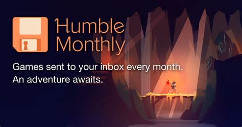 Humble Bundle Humble Monthly Bundle