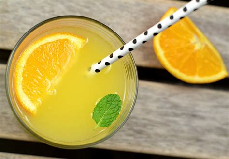 Orange Mint Detox Water by Detox Water Recipe Orange Mint Coconut Water