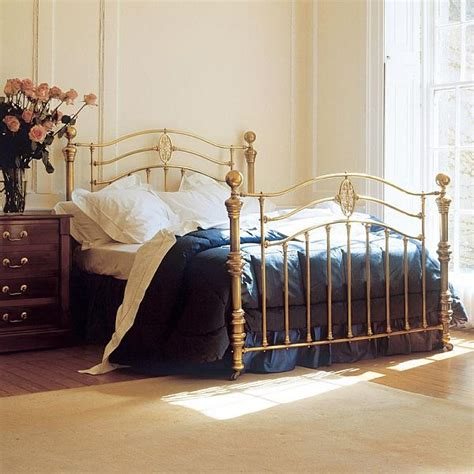 the of brass and nickel plate beds