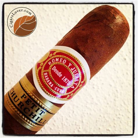 Romeo Y Julieta Petit Churchill Per Stick Cerutu Kuba Batangan romeo y julieta petit churchills recensione reviewcigarslover