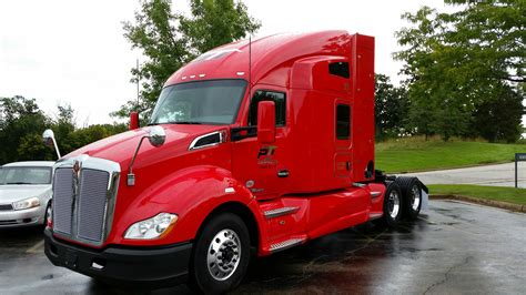 first kenworth truck paper transport gets kenworth s first full production