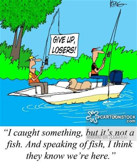 broken boat cartoon fishing line cartoons and comics funny pictures from