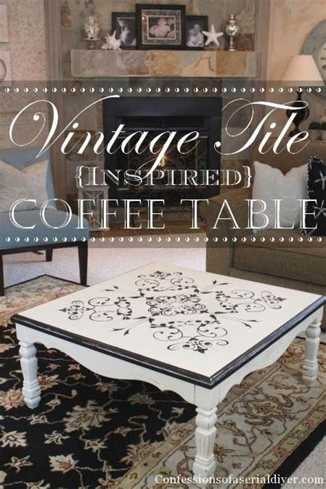 thrifty chic diy vintage bench makeover thrifty and chic 10 thrift store table makeover with vintage tile inspired