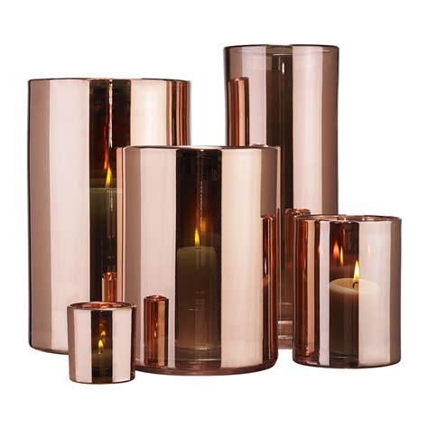 Hand Blown Glass Vases For Sale Buy Skogsberg Amp Smart Tealight Holder Small Rose Gold