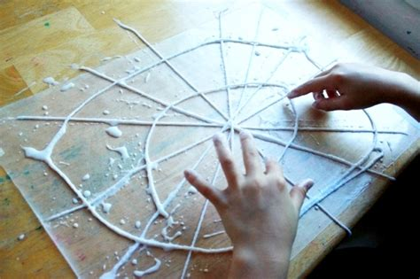 spider web crafts for scary spider webs a wonderful fall activity book