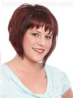 haircuts for round face plus size 1000 images about hair on pinterest short hairstyles