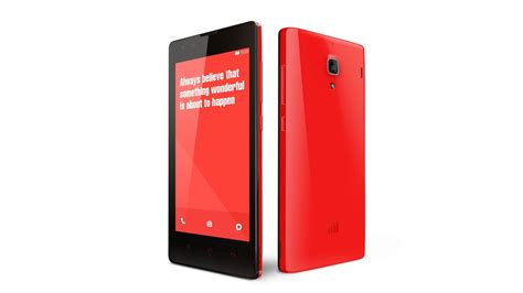Hp Baru Xiaomi Redmi 1 harga xiaomi redmi 1s dan spesifikasi lengkap 2018 ulas gadget