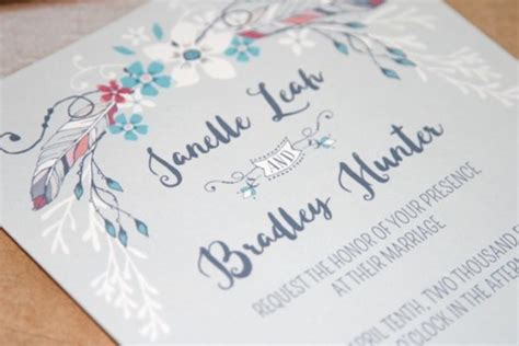 Wedding Invitation Styles 10 wedding invitations styles to get inspired by
