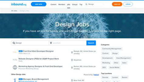 design online jobs web design jobs driverlayer search engine