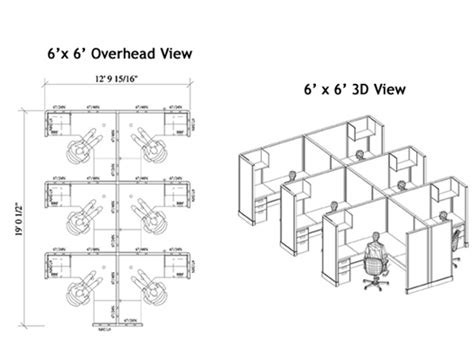 standard floor plan dimensions standard workstation dimension google search office