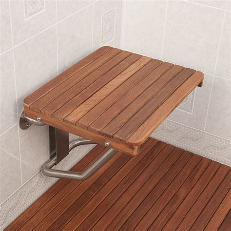 shower bench seat teakworks4u teak shower transfer bench seat reviews