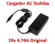 Adaptor Toshiba M600 Aw2 Ax2 3000 A65 A70 A80 P30 P35 19v 4 7a Adlts22 importadora volta