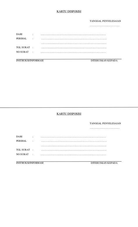 gambar format lembar pesan telepon indo surat