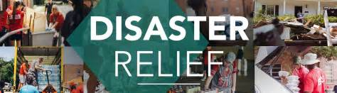 Daster Helo disaster relief healing place church
