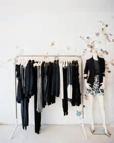 clothes rack photos design ideas remodel and decor lonny