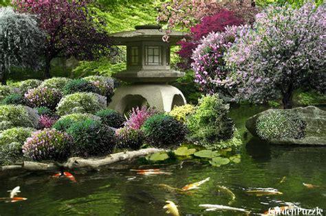 Online Backyard Design Tool korean garden house and koi pond gardenpuzzle online