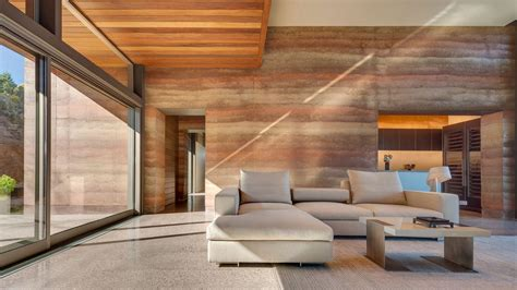 Australian House Plans by Rammed Earth Construction Gets Luxury Makeover