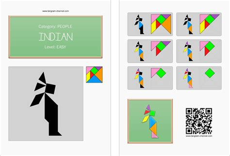 printable version in hindi search results for tangram pictures easy worksheet