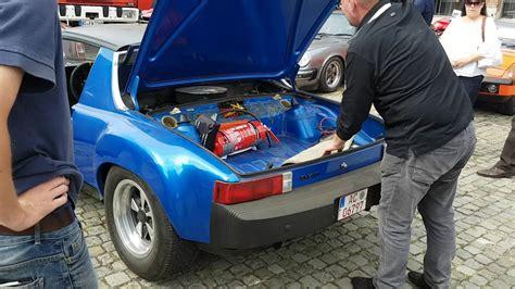 Porsche 8 Zylinder by Porsche 914 8 Zylinder 914 8 Youtube