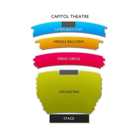capitol theatre seating capitol theater utah seating chart capitol theatre