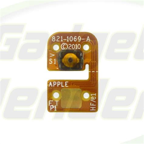 ipod touch 4th generation home button flex cable