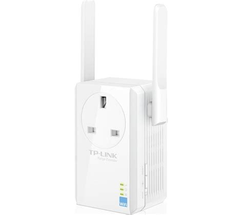 tp link tl wa860re wifi range extender n300 deals pc world