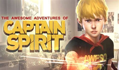 awesome adventures  captain spirit