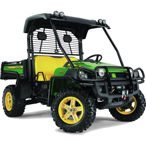 britains big farm john deere gator buggy  farm toys