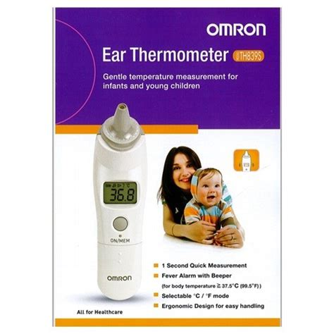 Ear Thermometer Omron omron ear thermometer