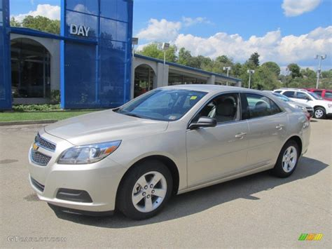 2013 chagne silver metallic chevrolet malibu ls 70818351 photo 19 gtcarlot car