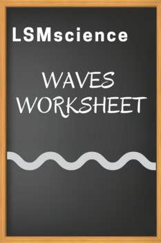 Wave Practice Worksheet