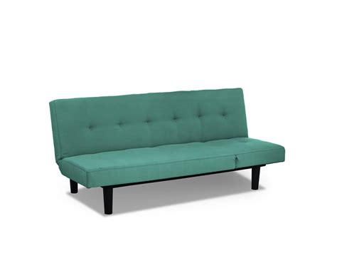 teal sofa bed mini lounger convertible sofa bed teal by serta lifestyle