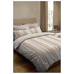 King Size Bedding Tesco Buy Tesco King Bold Stripe Bed In A Bag With Cream Fitted